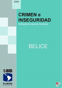 Crimen e Inseguridad_Belice