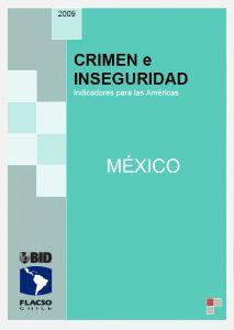 Crimen e Inseguridad_Mexico