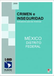 Crimen e Inseguridad_MexicoDF
