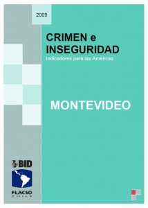 Crimen e Inseguridad_Montevideo