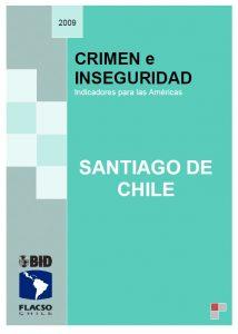 Crimen e Inseguridad_Santiago_Chile