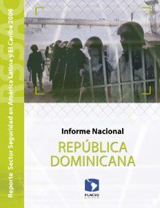 Infome Nacional Republica Dominicana