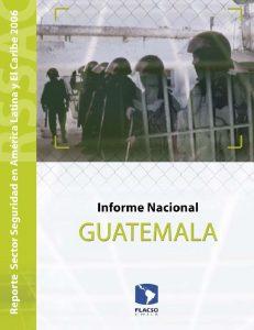 Informe Nacional Guatemala